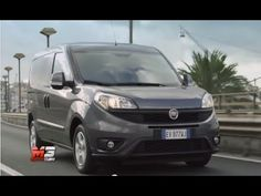 NEW FIAT DOBLO' CARGO 2015 - FIRST TEST DRIVE ONLY SOUND