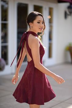 Burgundy for Spring - Hapa Time