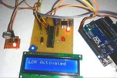 DIY Homemade Arduino