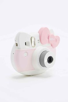 Una camara my original de Hello Kitty