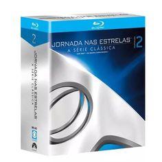 Blu-ray Jornada Nas Estrelas, Star Trek - 2ª  #frete Grátis# - R$ 199,90