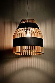 Lamp by Atelier-D: Lighting is an important element on interior design projects. Choose an elegant chandelier, a vintage suspension lamp or a minimalistic ceiling light for your home. See some of the best suspension lighting and home design ideas at www.homedesignideas.eu