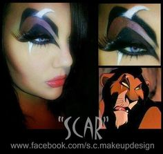Amazing, I cannot believe I never thought to do a version of scar!
