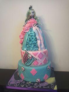 Birthday Cake Idead