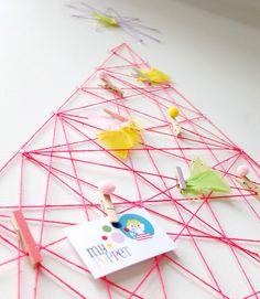 des idées DIY pour un arbre de noël qui sort de l'ordinaire - christmas tree