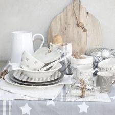 Bastion Collection- so lovely! Kitchen Dishes, Kitchen Dining, Kitchen Decor, Kitchen Stuff, Cocinas Kitchen, Kitchenware, Tableware, Dish Sets, Polish Pottery
