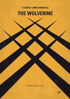 The Wolverine minimal movie poster by Chungkong Art, Amsterdam // Imagekind.com – Buy stunning, museum-quality fine art prints, framed prints, and canvas prints directly from independent working artists and photographers.