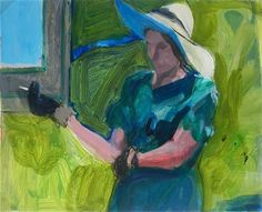 ArtZone 461 Gallery - Bay Area Figurative Paintings and Drawings - Kim Frohsin - 24