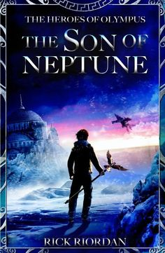 Dutch cover for Son of Neptune