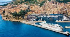 Yup! Cruise me! Mediterranean! Soon!