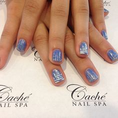 #disney castle#disney nail designs | Flickr - Photo Sharing!