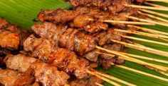 Recipe of Chicken Kebabs with flavors of the world. Ingredients, preparation and associated recipes.