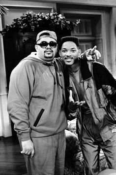 Heavy D and The Fresh Prince