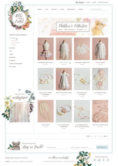 Growing online retail sales for a successful wholesale clothing brand by creating a stunning Shopify site and focusing on the target customer.