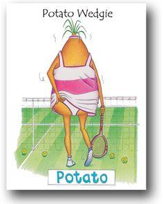 Potato Wedgie