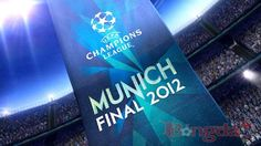 Champions League final today!! Chelsea vs Bayern Munich!