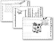 ATELIER 1 : Tracés à la règle L'atelier à utiliser comme entraînement sous pochettes plastifiées ou les fiches à photocopier : GEOMETRIE TRACES A LA REGLE  IMAGES : ZEZETE ATELIER 2 : CONSTELLATIONS Joindre des points à la règle pour reproduire une figure en l'agrandissant. Les fiches sont à placer sous pochettes plastifiées .La …