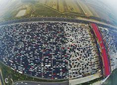 Снимки из перенаселенного Китая: оцените, как тесно живется населению :: Новости N - Николаевские новости