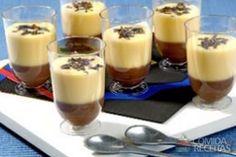 Receita de Dueto de maracujá e brigadeiro em receitas de doces e sobremesas, veja essa e outras receitas aqui!