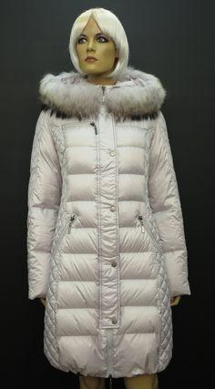 Dámská zimní prošívaná bunda s pravou kožešinou na kapuci od české značky Leder Pellicce. Skvělá kvalita. V nabídce i velké velikosti až do 5XL. Fur Coat, Winter Jackets, Fashion, Winter Coats, Moda, Fashion Styles, Fasion, Fur Coats