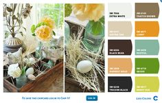 Sherwin-Williams :: Chip It! Palette