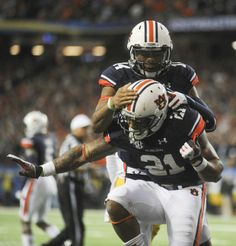Auburn's Tre Mason makes strong case for #Heisman Trophy in SEC Championship
