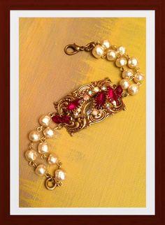 Bracelet by LjBlock Designs