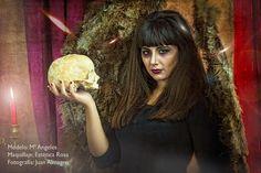 Halloween, Nuevas fotos de nuestra sesión - reportaje de estudio
