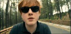 Alex Trimble of Two Door Cinema Club ❥
