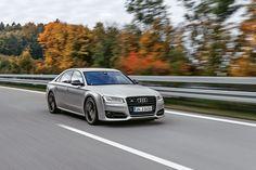 Audi S8 Plus - V8