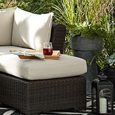 Canadian Tire, Three Floor, My Canvas, Outdoor Furniture, Outdoor Decor, Decoration, Html, Ottoman, Lounge
