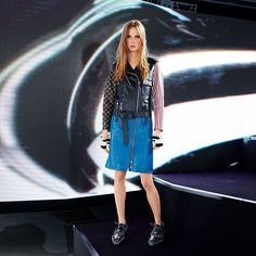 The Women's #LVSS16 Collection by @nicolasghesquiere, now available in stores.  Photography by Juergen Teller