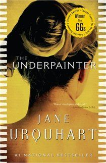 The Underpainter is a novel of interwoven lives in which  the world of art collides with the realm of human emotion. It is  the story of Austin Fraser, an American painter now in his later  years, who is haunted by memories of those whose lives most deeply  touched his own, including a young Canadian soldier and china  painter and the beautiful model who becomes Austin's mistress.  Spanning decades, the setting moves from upstate New York to the  northern shores of two Great Lakes; from France i