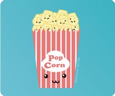 Pop Corn by ~natalia-factory on deviantART