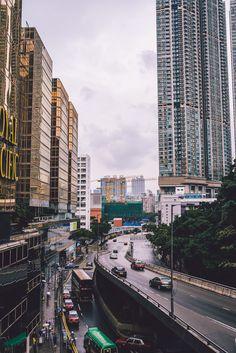Hong Kong / photo by Jonathan Gleit