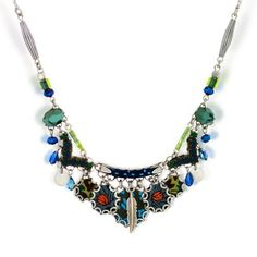 Ayala Bar Lake Tahoe Necklace, Fall-Winter 2013 The Hip Collection N9496  Price : $104.00 http://www.artazia.com/Ayala-Necklace-Fall-Winter-The-Collection/dp/B00EDLW2VW