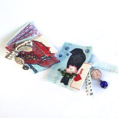 ATC mini albums - Scrapbook.com