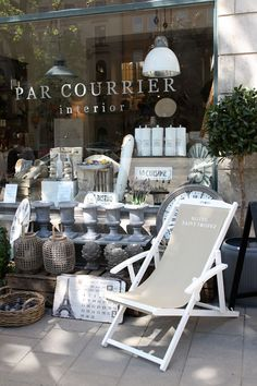 PAR Courrier Interior Shop in France