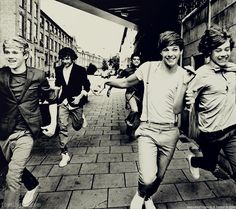 One Direction (vintage) love one direction girly cute photography music beautiful girl vintage pictures girls photo beauty style harry styles cute guys louis tomilson liarn payne vintage photos vintage photography vintage fashion vintage style