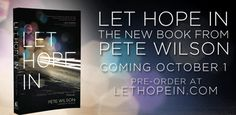 Let Hope In – A book Review by Sue Detweiler