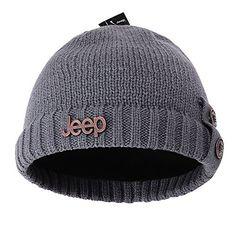 Jeep-Thick-Slouchy-Knit-Oversized-Beanie-Cap-Hat-0