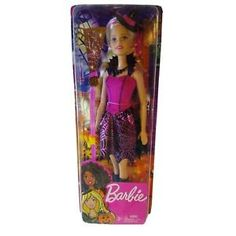 Halloween Doll, Happy Halloween, Mattel Barbie, Barbie Dolls, Blonde Hair With Pink Highlights, Barbie Party, Witch, Handmade Items, Holiday