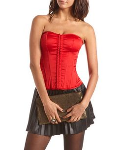 Charlotte corset russe