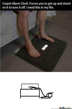 The Funniest Alarm Clock Memes #lol #funnymemes Gifs, Decir No, Shit Happens, Have A Laugh, Haha, I Laughed, El Humor, Just For Laughs, The Funny