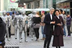 The cybermen are back for Series 8!