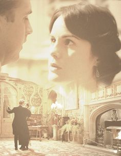 Mary and Matthew Tribute Day series → However Much I Might Want To