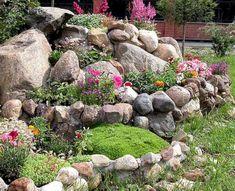 Fabulous rock garden ideas for backyard and front yard (21)