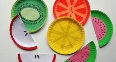 Idea para enseñar las importancia de comer frutas y verduras