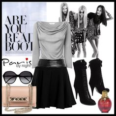 """""""Chic Francais!"""" by austinjandrews ❤ liked on Polyvore"""