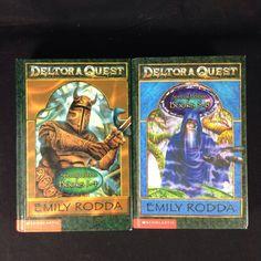 Deltora Quest 1-8 Special Edition 2 Hardcover Books Lot Complete Set